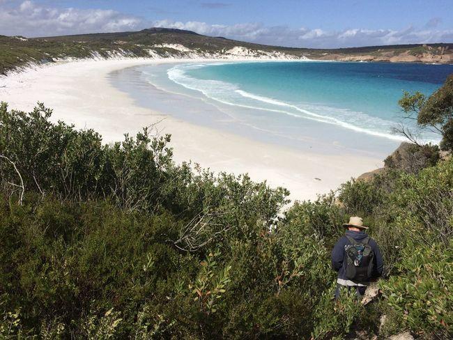 Beach Life EyeEmNewHere Isolated West Australia Coastal Vegetation Pristine Beach Travel Destinations Turquoise Sea