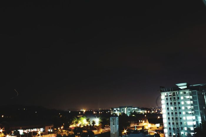 Night City Illuminated Architecture Built Structure City Life Sky Urban Skyline No People Cityscape