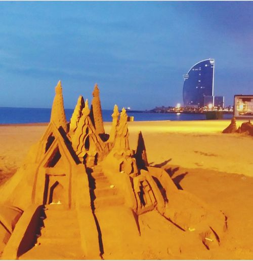 Beach Sand Tranquility Travel Destinations Sea Tranquil Scene Scenics Modern Whotelbarcelona Whotels Whotel Luxurylife Luxury