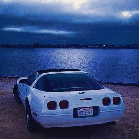 Corvette Fiestaisland Sunsets ©shayrachael Sean_goleon