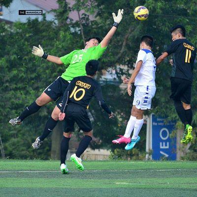 ⚽ . . . UAAP Uaap77 Uaapseason77 ADMUvsUST ateneo ust sbspotlight soccerbible goalkeeper juniors football themanansala