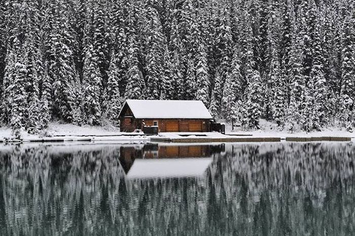 Winter is here, friends. Lake Louise - Canada. @travelalberta @thecanadiancollective Keepexploring Canmore Banff  Banffnationalpark Hiking Winter Snow Montanhasrochosas Rockies Rockymountains Imagesofcanada Travelalberta Tourismalberta Travelcanada Viajante Mochileiros Instagood Naturelovers Travelphotography Wonderland Canada Travelcanmore Travelbanff Lakelouise banffnationalpark chateaulakelouise lakelouiseskiresort fairmonthotel fairmontlakelouise thecanadiancollective