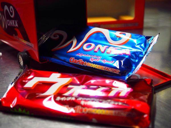 E-M1 Chocolate Olympus Wonka