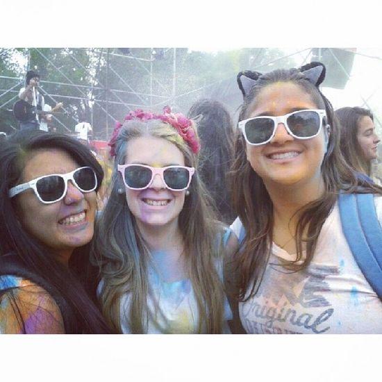 Fiesta fiesta. Las re amo ♥ Wecolorfestival