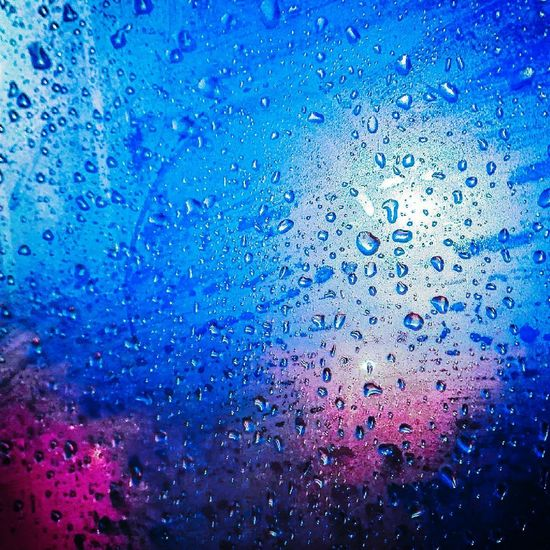 Drop Backgrounds Full Frame Blue Window Water Multi Colored No People Indoors  Night Close-up Sky Nature Galaxy Photographing Night Photography Night Lights Night View PortraitPhotography Art Photography Fullcolor Photo Editor Pro Photoshop Photographer Illuminated