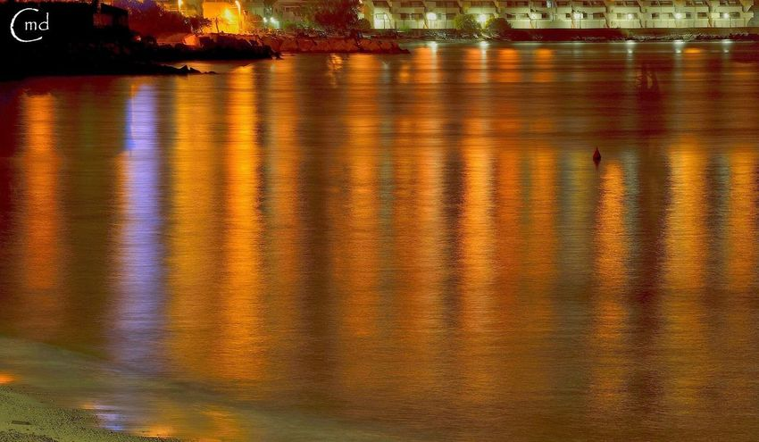 Reflection Reflections In The Water Streetphotography Reggio Di Calabria ReggioCalabria Silhouette Stretto Di Messina Panorama Landscape_Collection Landscape_photography Mare Landscape EyeEm Best Shots EyeEm Nature Lover