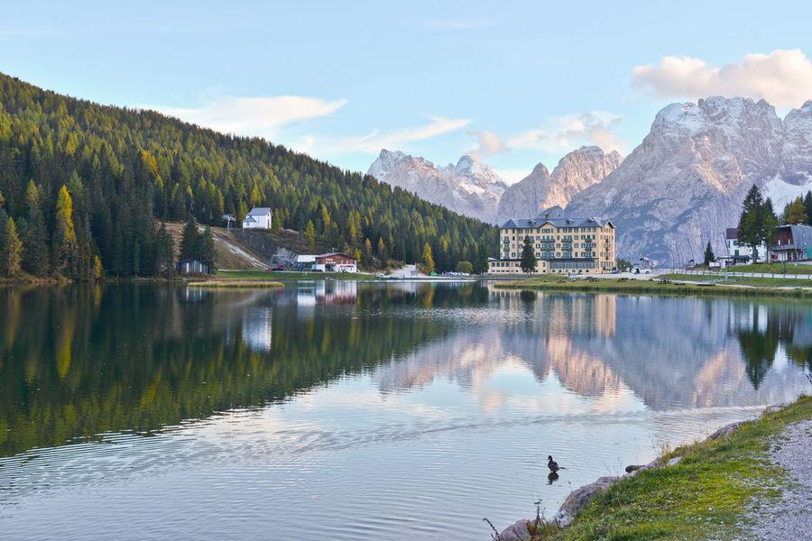 Afventure Beautiful Beauty Beauty In Nature Clouds Cloudy Cortina D'Ampezzo Dolomites, Italy Dolomiti Dolomiti Italy Forrest Green Hi Hiking Italy Lago Di Misurina Misurina Mountain Mountains The Great Outdoors - 2017 EyeEm Awards