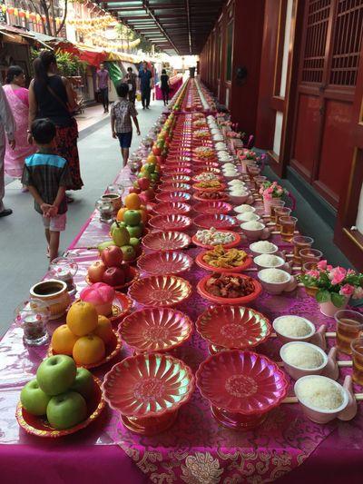 Ancestral feast