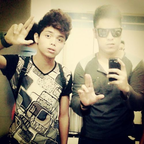 The @ian_eastwood and @brianpuspos of the Phil. Feelingspotted Bakitba ? Kubskoutz