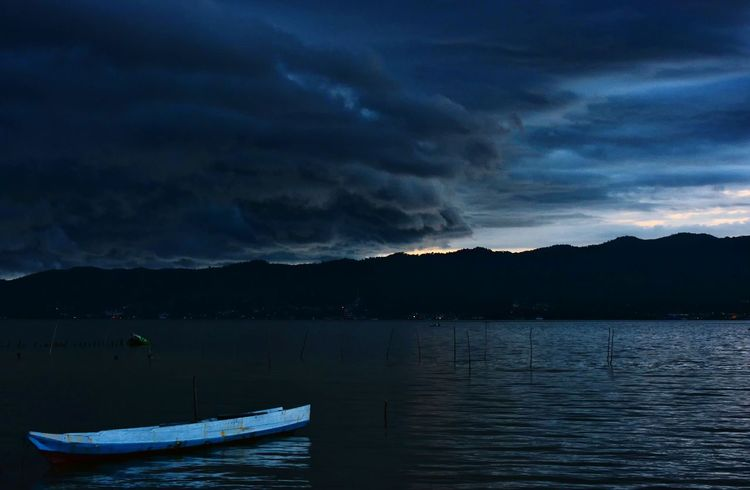 Nature_collection Seascape EyeEm Nature Lover Water_collection Stormy Weather Storm Clouds Storm Sea And Sky EyeEm Best Shots Kendari Bay