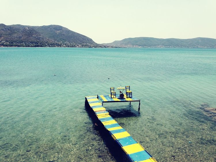 Water Tranquil Scene Scenics Tranquility Just You And Me ♡♡ Sea Waterfront Table Table Reserved Table For Two Water Tranquility Mountain Sea Nature No People Tranquil Scene Beauty In Nature Scenics Blue Day Finding New Frontiers Wine Moments Miles Away Paint The Town Yellow The Great Outdoors - 2018 EyeEm Awards