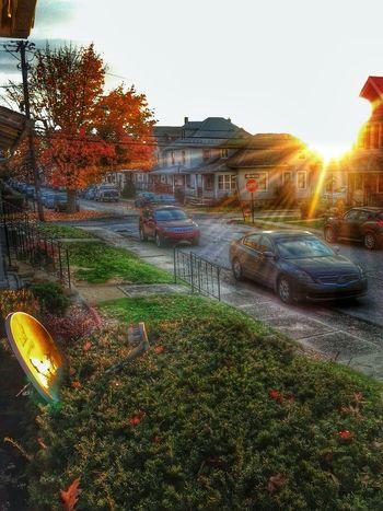 Breaking dawn ! Good Morning Beautiful People Sun_collection Sunday Morning My Neighborhood