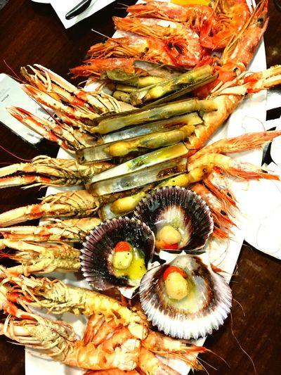 Seafood Mariscada Foodporn Food Porn Foodphotography Foodlover Foodgasm