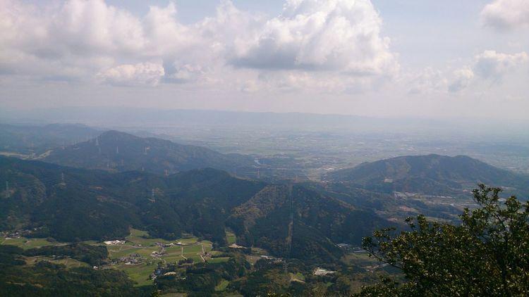 Climbing Landscape Mountain View 宝満山 竈門神社