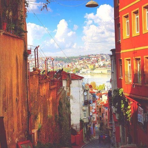 Balat Sokakları Istanbul Nature Tarih