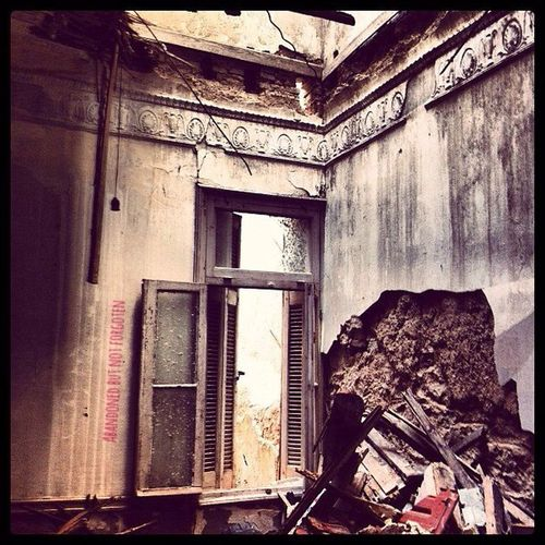 Abandoned But Not Forgoten Check This Out Taking Photos