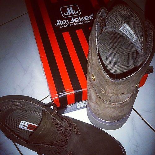 My New Jimjoker Boots B)
