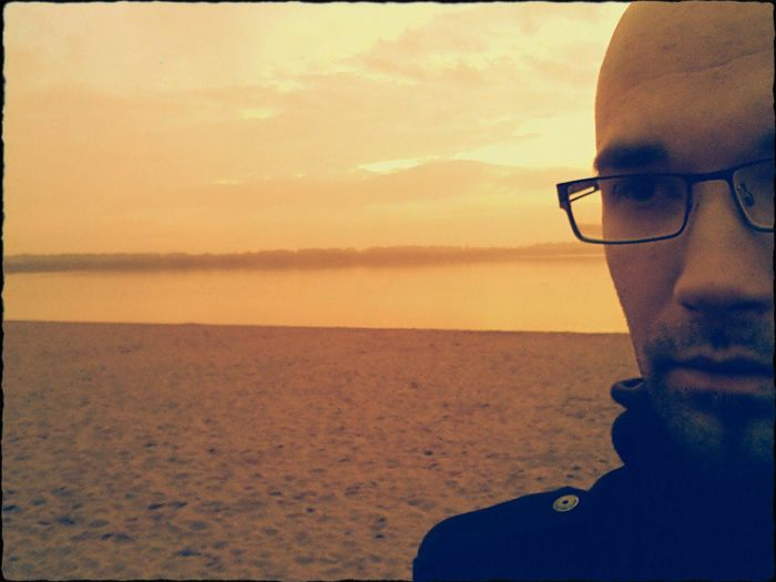 Selfportrait Enjoying Silence