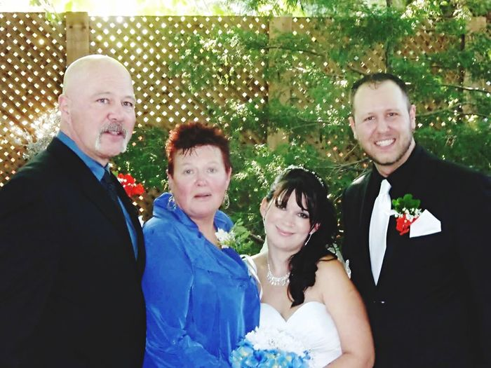 Husbands side Inlaws Wedding Day Iloveyou