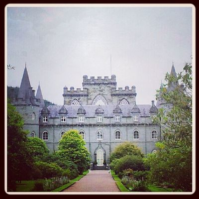 'Fairytale' InveraryCastle Castles Inverary Scotland fairytale Turrets sky Scenery igscotland igtube Igers igdaily Tagstagram most_deserving iphonesia insta_shutter Instagood instamob instamood instagrammers thebestshooter picoftheday bestoftheday haggismunchers