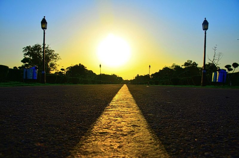 INDIAN PHOTOGRAPHY Sunrise Sky_collection Beauty In Nature Vivid Colors HDR Effect
