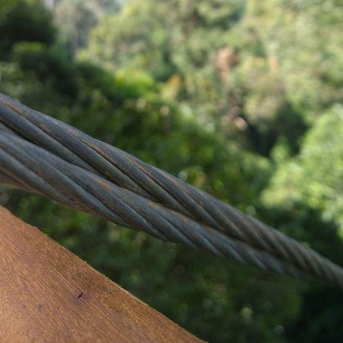 Steel Wire Steel Bengkirai Bukitbengkirai