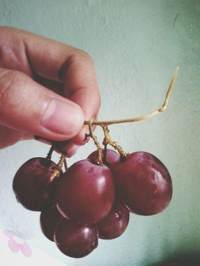 Grapes Fruits ♡