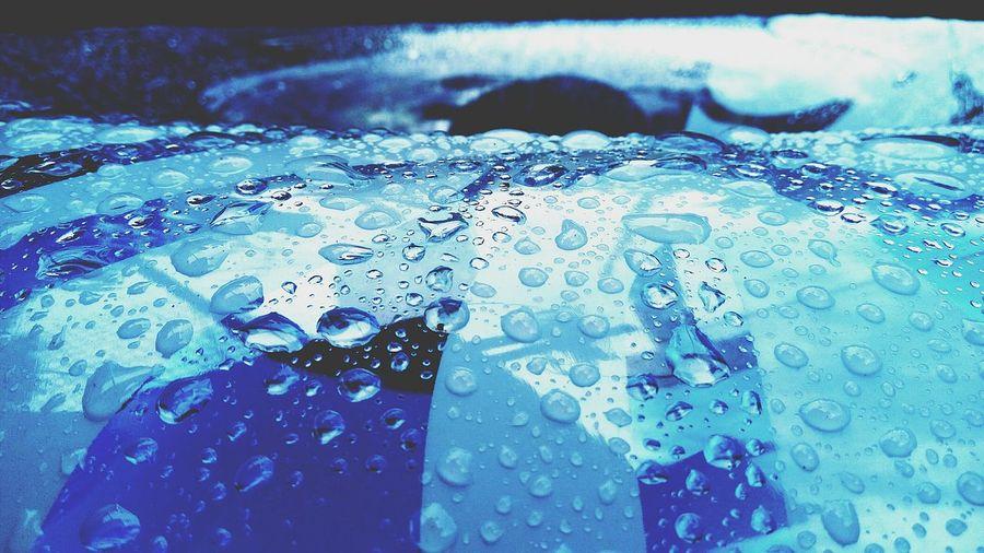 Water Blue Wet