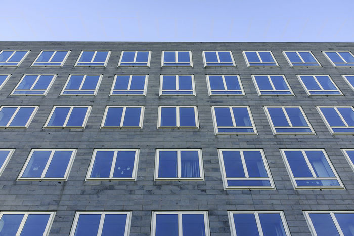 Architecture Boring Everything In Its Place Modern Office Building Repeat Window