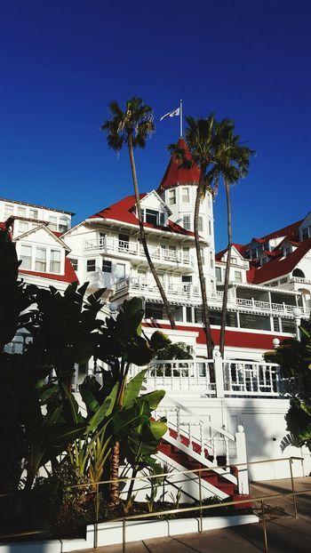 Hotel Del Coronado Coronado Historical Building EyeEm Ready