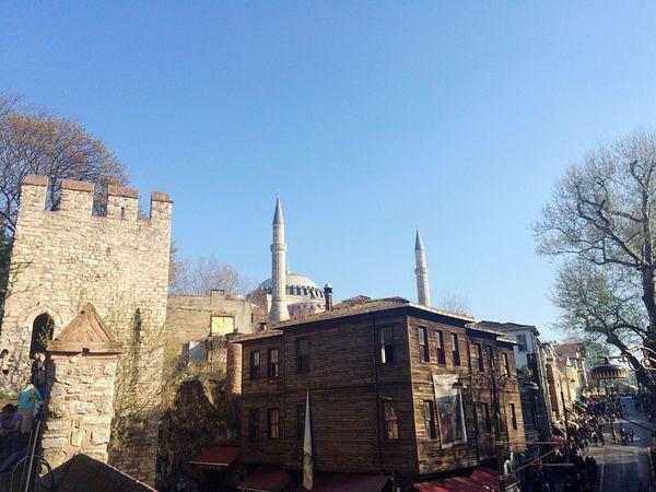 Istanbul Istanbuldayasam Turkey Hagiasophia  Gulhaneparki Ayasofya (Hagia Sophia) Historical Building Historical Osmanlı Ottoman
