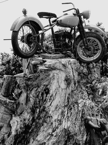 Outdoors Motorbike Motorcycle Memories