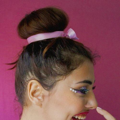Makeup Makeupartist Editorial  Photography Pink Girly