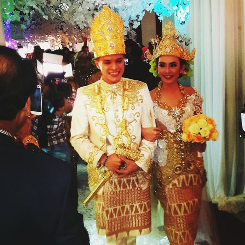 Wedding pakai ada lampung asli Nature_collection