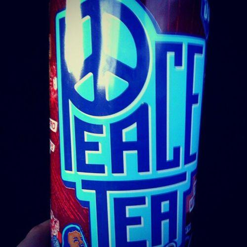 Peace tea BestTeaEver Razzleberry