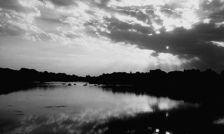 My City Is Black . But I Don't Wanna This .. Sky Cloud - Sky Reflection Nature Landscape Outdoors Day Black And White Photography Black And White Blackandwhite Photography Blackandwhite Black&white Black & White Free Should Be Here Lifestory Soul Iran Isfahan Esfahan Zayanderood Zayanderud MJ028