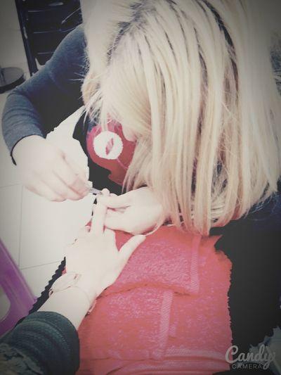 Manicure Maintenance Time ?