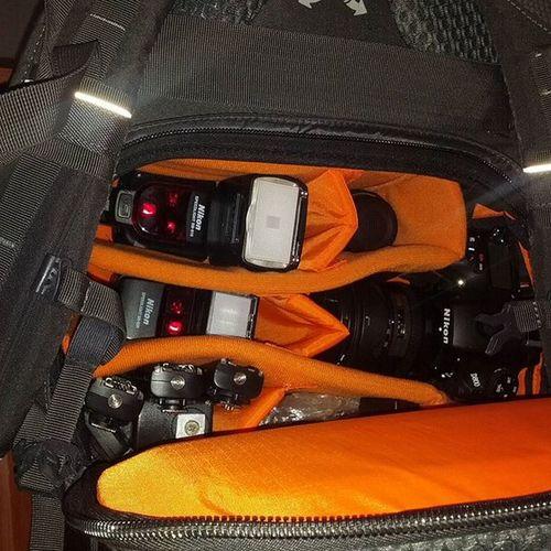 Equipo listo mañana destino Coro a trabajar con el excelente equipo de @proconcept_ca Corocity Job Nikonteam Nikontop_ nikon fotografosdevenezuela