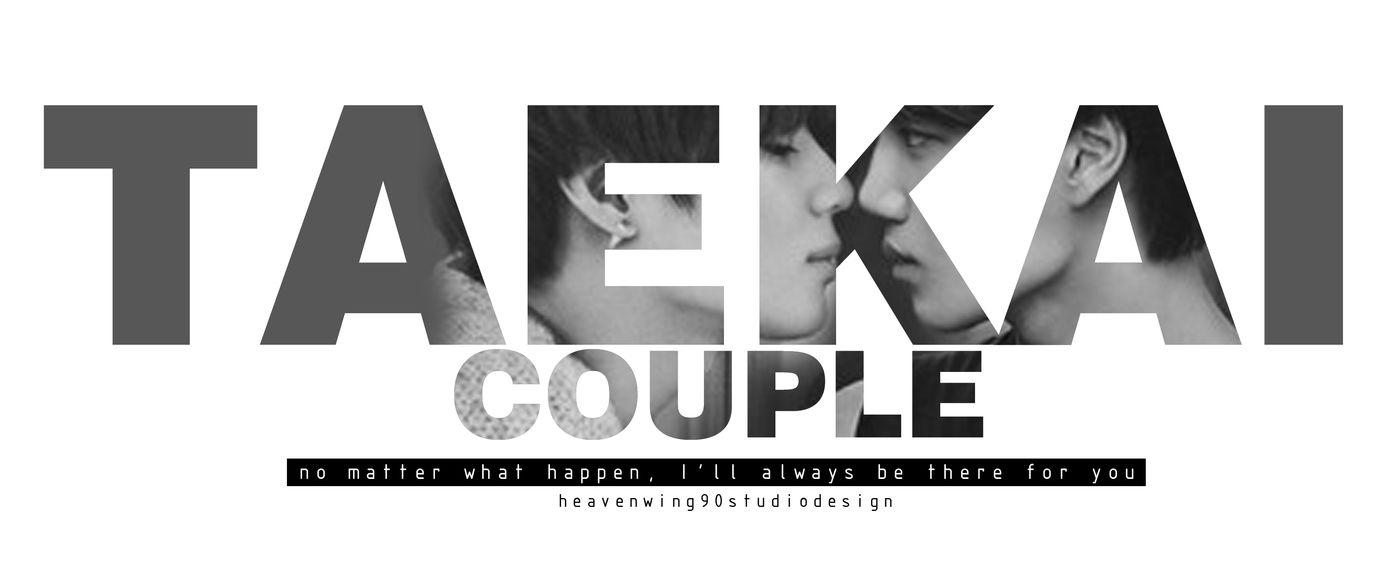TAEKAI couple 2 Taekai