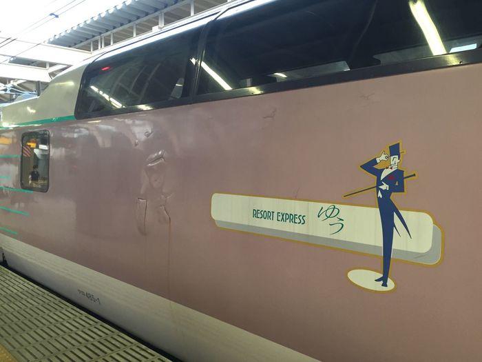 お座敷列車、畳で寛ぎながらの旅も良いかも