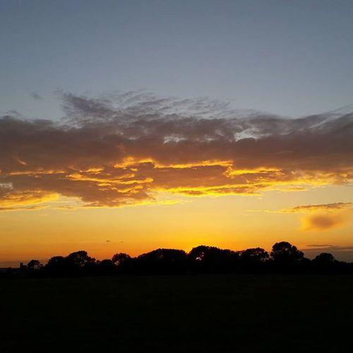 I'm going to miss this. Sunset Bristol Summer ILoveBristol Nofilter