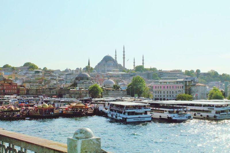 Cami Eminönü/ İstanbul Eminönübalıkçısı Canon 1100D Good Nice Day Manzara Manzara Dediğin  First Eyeem Photo