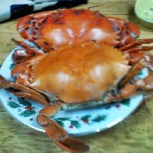 Dinner :3 Crab Food