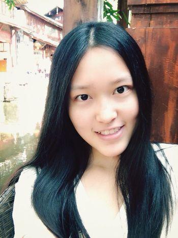 Lijiang, Yunnan Selfie That's Me