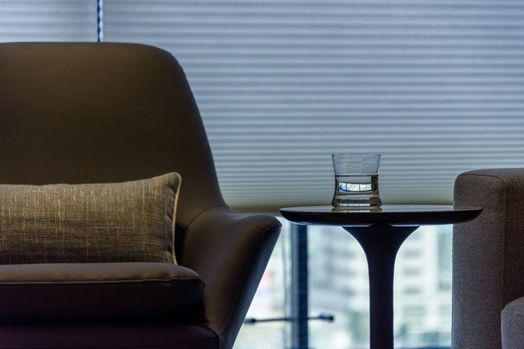 VIP Room Lifestyle Office Relief VIP Room Absence Blinds Chair Close-up Comfortable Day Enjoying Life Furniture Home Interior Home Showcase Interior Hotel Indoors  Living Room Luxury No People Seat Sofa Table Vip Wineglass