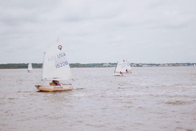 sailing camp.