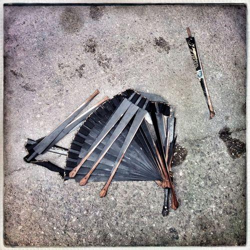 Abanico roto Streetphotography Shootermag Eye4photography Beauty Of Decay