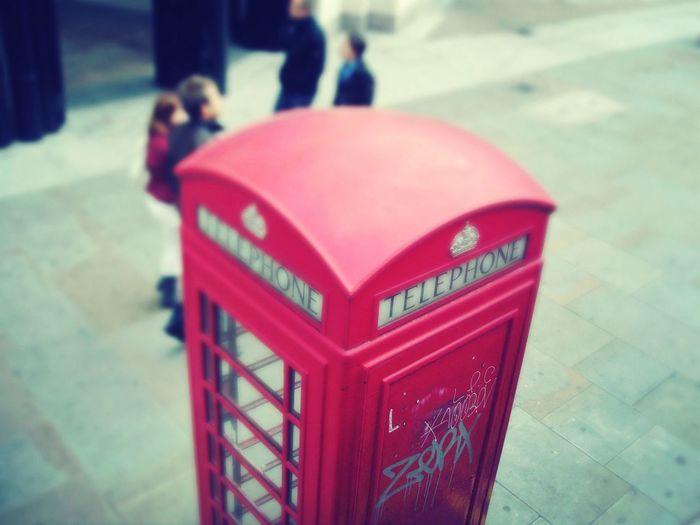 Last Year London Graffiti