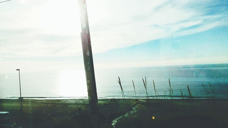 Come un quadro... Seaside_collection The View From My Window On The Train EyeEm Best Shots - Sunsets + Sunrise Free Edits
