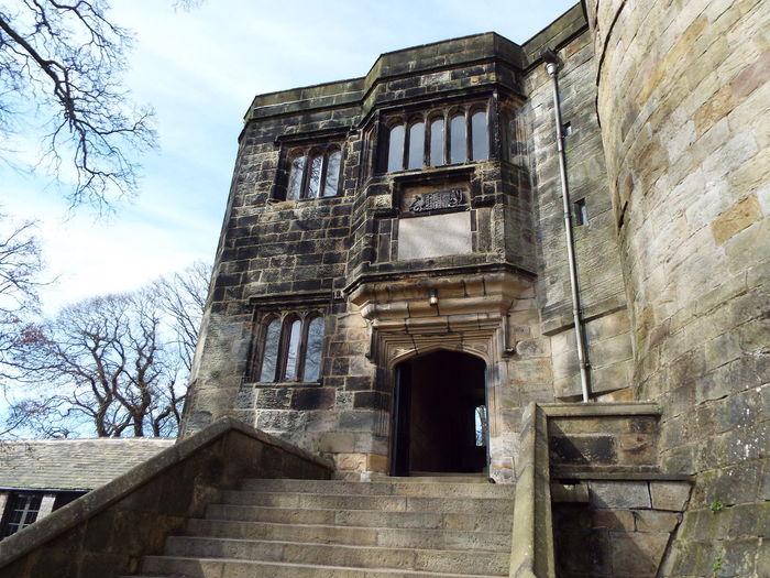 Medieval Medieval Castle Castle Skipton Castle Castle Entrance Entrance Main Entrance
